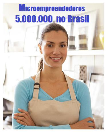 5 Milhões de Microempreendedores Individuais no Brasil